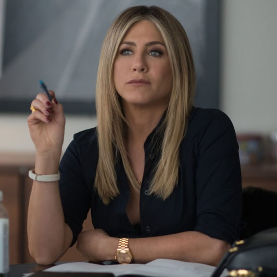 Jennifer Aniston Easter Egg in Office Christmas Party