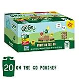 GoGo SqueeZ Applesauce on the Go