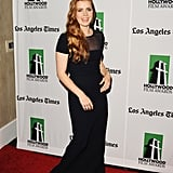 Amy Adams stepped out in Los Angeles for the gala.