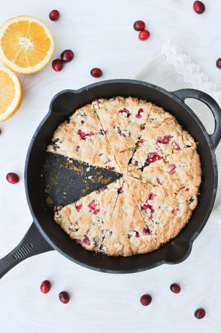 Paleo Cranberry Orange Scones | POPSUGAR Fitness