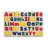Uppercase & Lowercase Alphabet Puzzle