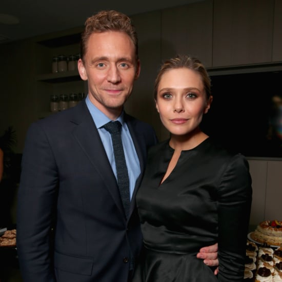 Elizabeth Olsen and Tom Hiddleston at TIFF 2015