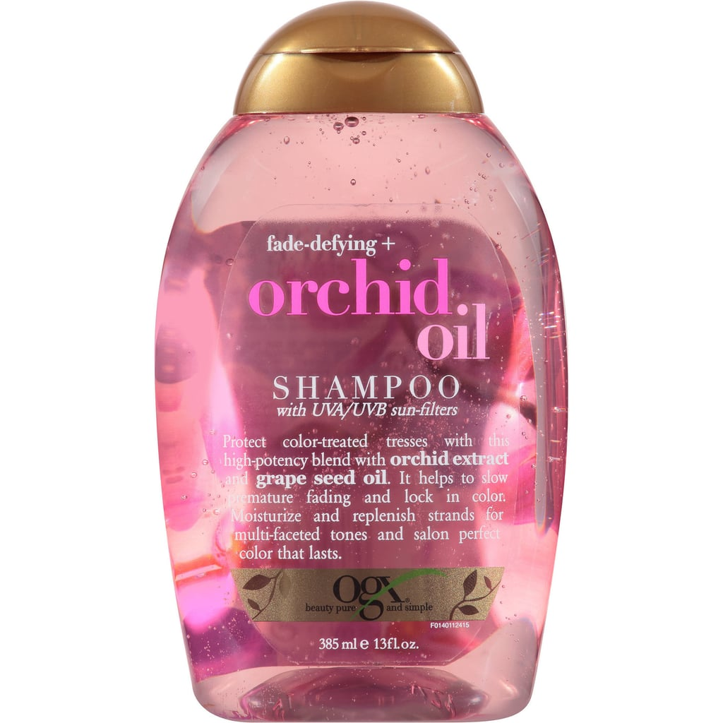 OGX Fade-Defying + Orchid Oil Shampoo and Conditioner
