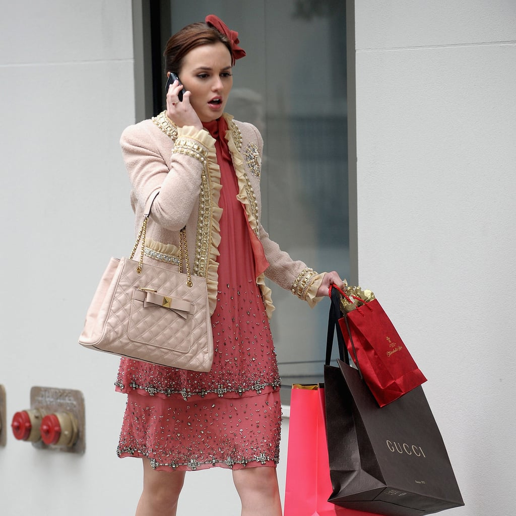 E Girl Fashion: Blair Waldorf Gossip Girl Fashion Quotes