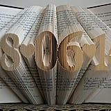 Boston Creative Company Folded Book Art