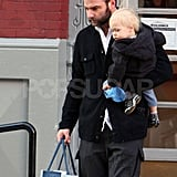 Liev and Alexander