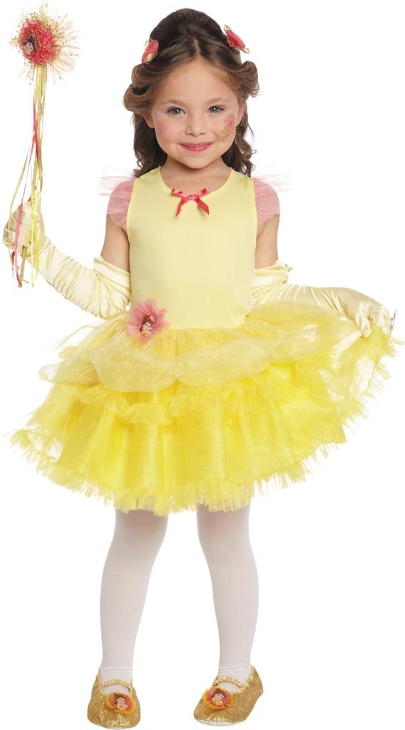 Girls Belle Tutu Dress  sc 1 st  Popsugar & Girls Belle Tutu Dress | Beauty and the Beast Party Decorations ...
