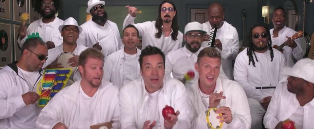 "Backstreet Boys ""I Want it That Way"" Classroom Instruments"