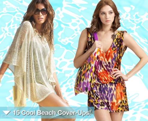 Sugar Shout Out: 15 Cool Beach Cover-Ups!