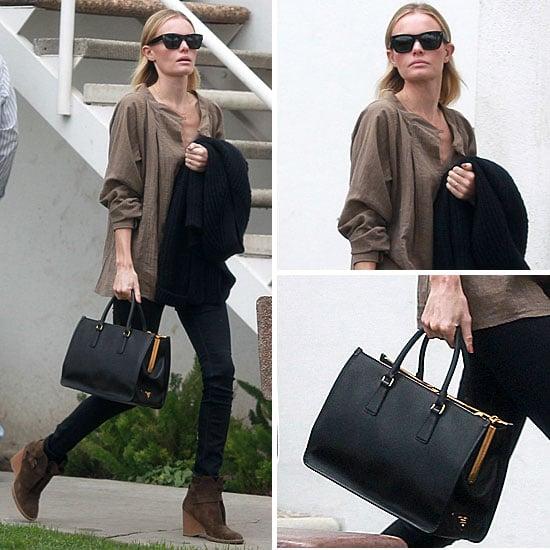 Kate Bosworth Prada Bag Dec. 20, 2011