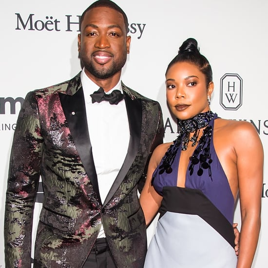 Gabrielle Union and Dwyane Wade amfAR Inspiration Gala 2016