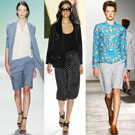 Spring 2012 Trend: Long Shorts