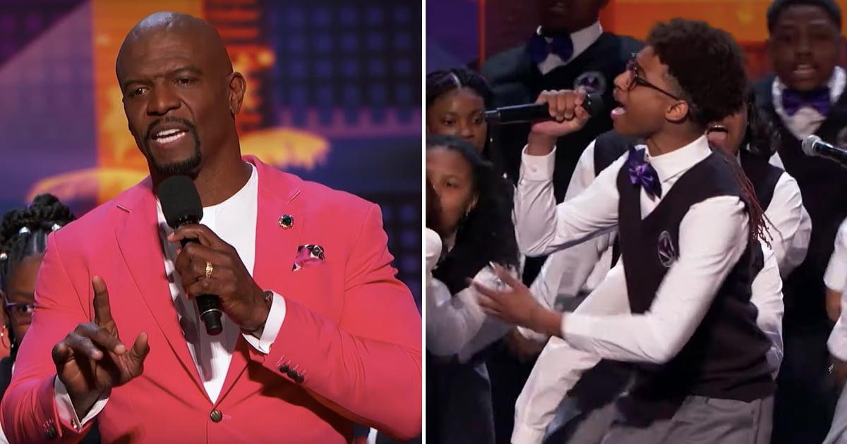 Detroit Youth Choir America's Got Talent Audition Video | POPSUGAR