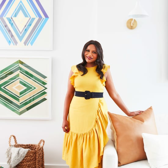 Mindy Kaling's New York Apartment