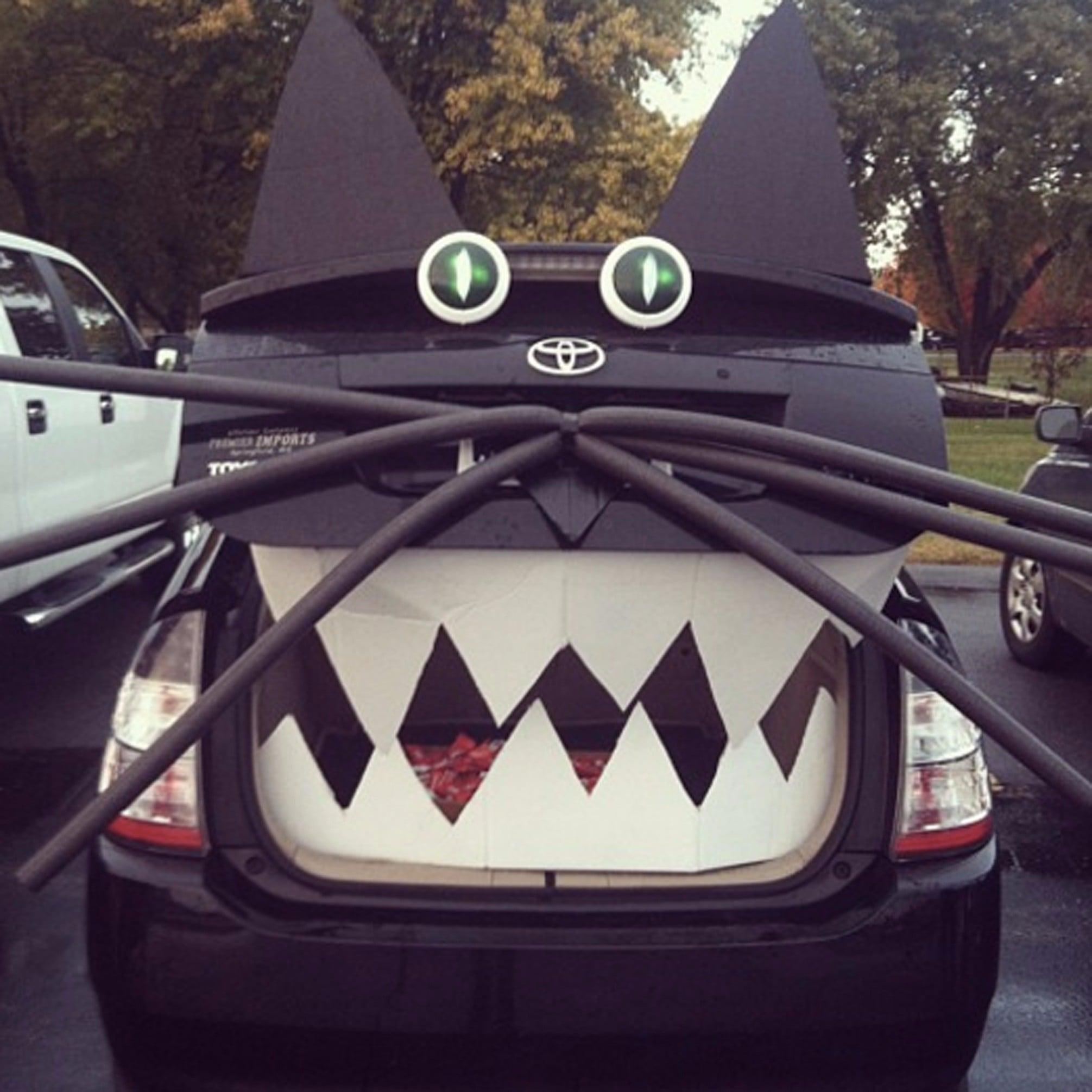 trunk or treat ideas popsugar family rh popsugar com
