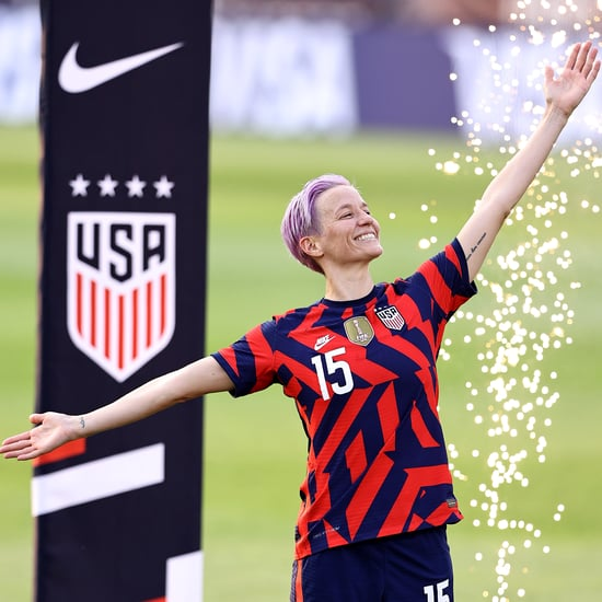 USWNT's Megan Rapinoe's 'Mic'd Up' Banter is Comedy Gold