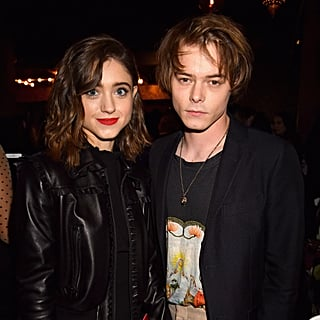 Charlie Heaton and Natalia Dyer Pictures