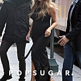 Chrissy Teigen Continues Her Flurry of Gorgeous Pregnancy Appearances in NYC
