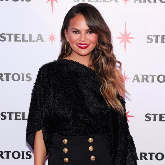 Chrissy Teigen's Donation to Beauty School Student 2017