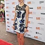 Emma in Erdem at the Toronto International Film Festival in 2012.