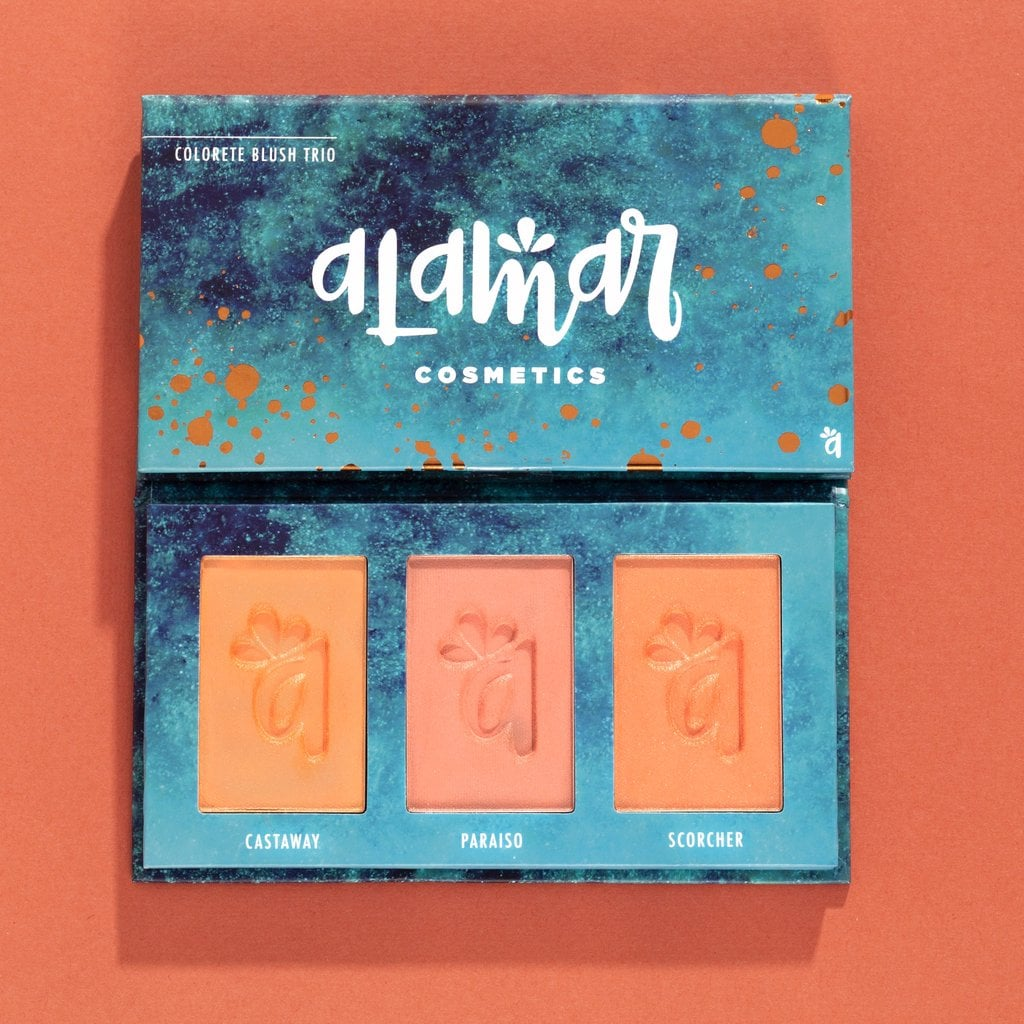 Colorete Blush Trio - Fair/Light