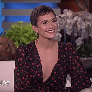 Alyson Stoner Reunited With Her Old Pal Ellen For the First Time in Over a Decade