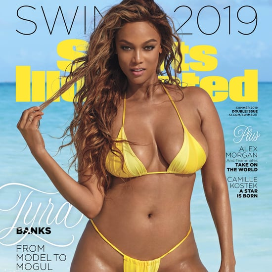 Tyra Banks Sports Illustrated Swimsuit Issue Cover 2019
