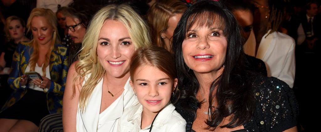 Jamie Lynn Spears's Daughter Maddie in ATV Accident