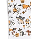 Set of Two Doggy Parade Kitchen Towels