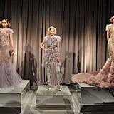 2011 Autumn New York Fashion Week: Marchesa