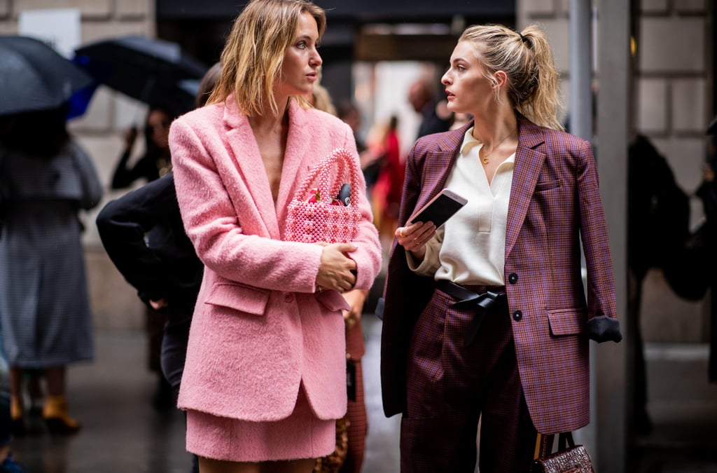 How to Wear a Skirt Suit 2018
