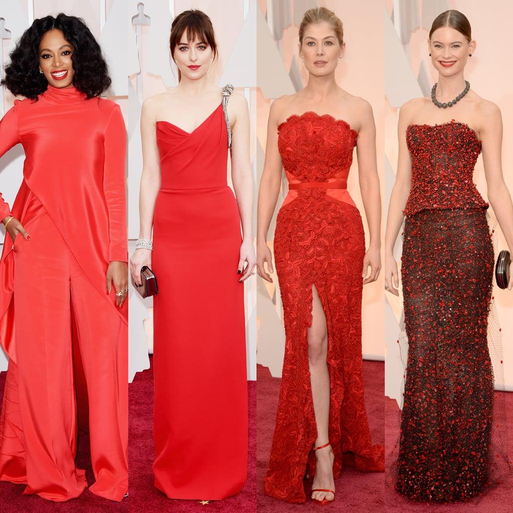 Best Red Dresses