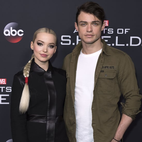 Thomas Doherty Talks About Relationship With Dove Cameron