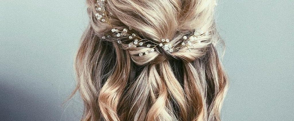 Half Up Wedding Hair Ideas