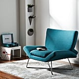 Amazon.com: Rivet Farr Lotus Accent Chair