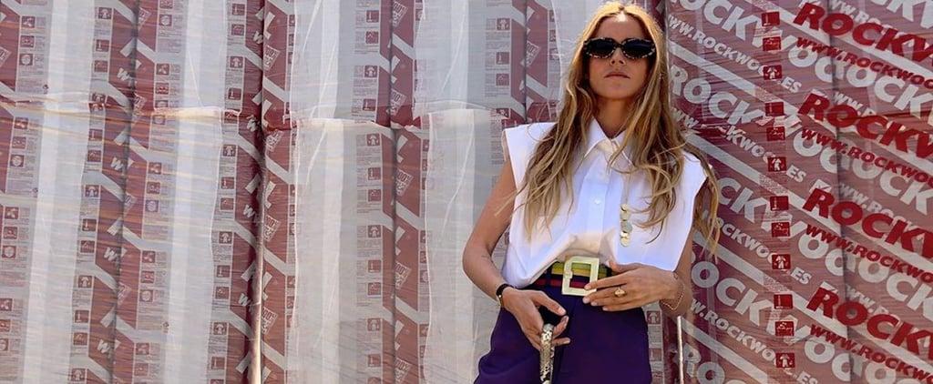 How to Wear an Asymmetrical Skirt 2019