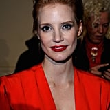 Jessica Chastain, Paris