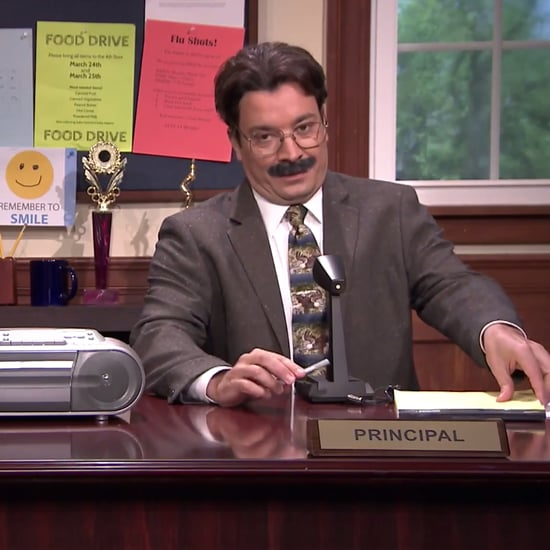 Jimmy Fallon Tonight Show Musical Morning Announcements