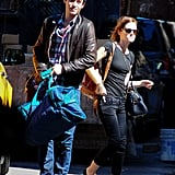 Emma Watson and Will Adamowicz Shop NYC | Pictures