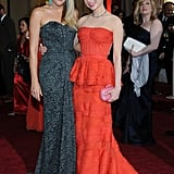 Busy Philipps and Michelle Williams became buds on the set of Dawson's Creek in the '90s, and they have remained close friends since. Busy has even stepped in as Michelle's date to big award shows like the Oscars in 2012.