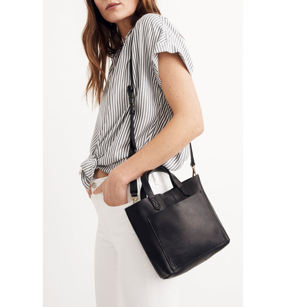 Madewell Small Transport Leather Crossbody