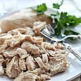 Easy Slow-Cooker Shredded Chicken