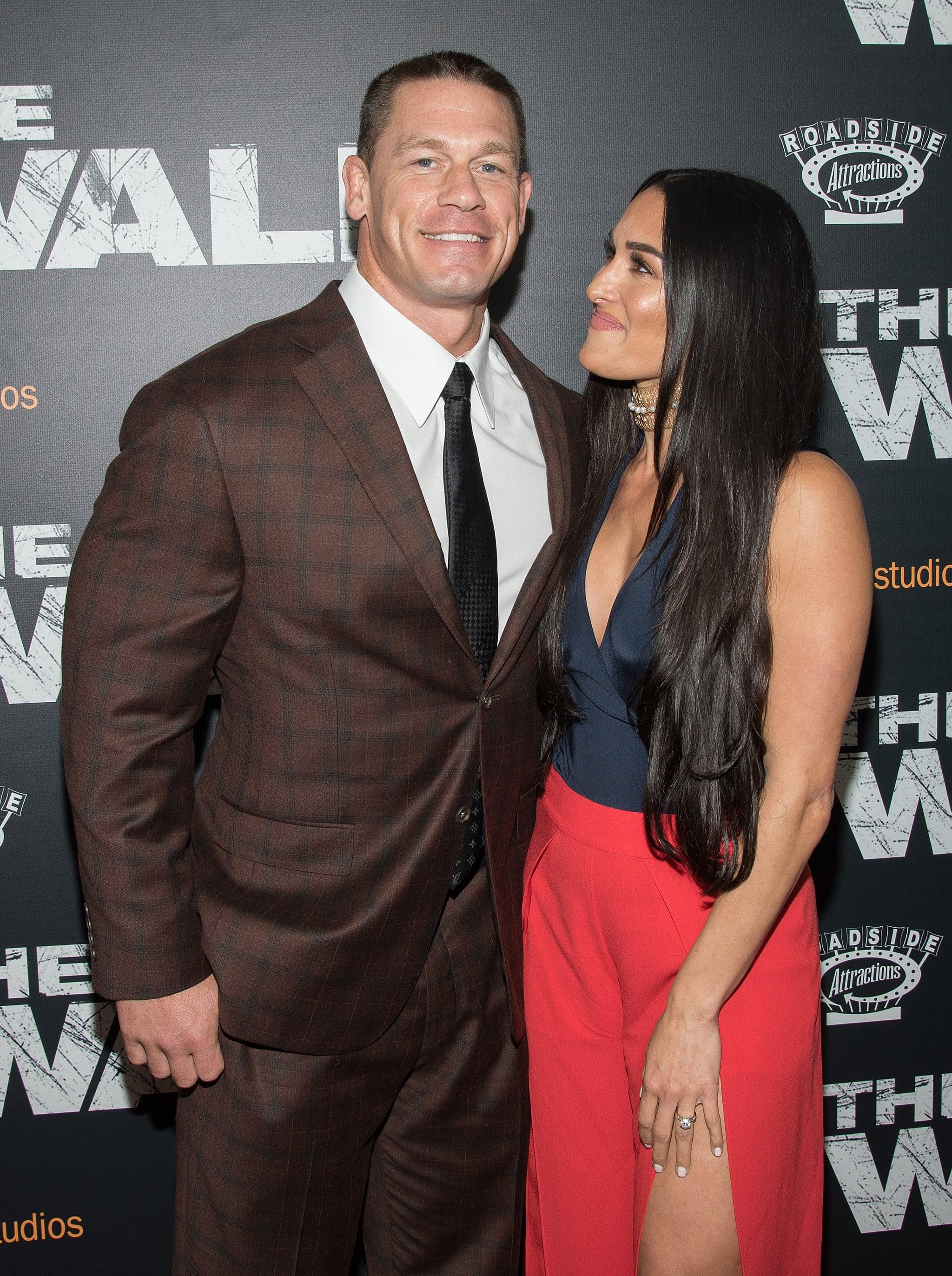 John Cena POPSUGAR Interview August 2017 | POPSUGAR Celebrity