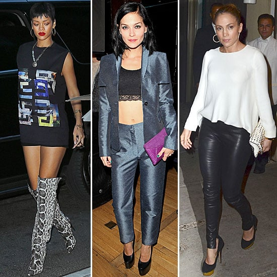 Leather Pants Voted the Fashion Purchase Most Regretted by Women: What's yours?