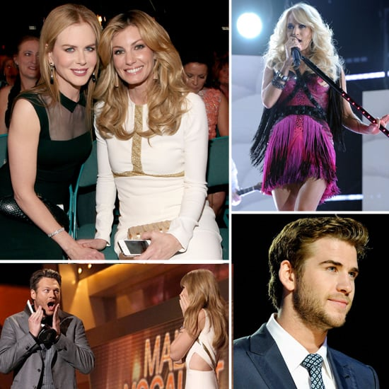 2012 Academy of Country Music Awards Celebrity Show Pictures