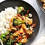 Meal-Prep Honey Ginger Chicken Stir-Fry