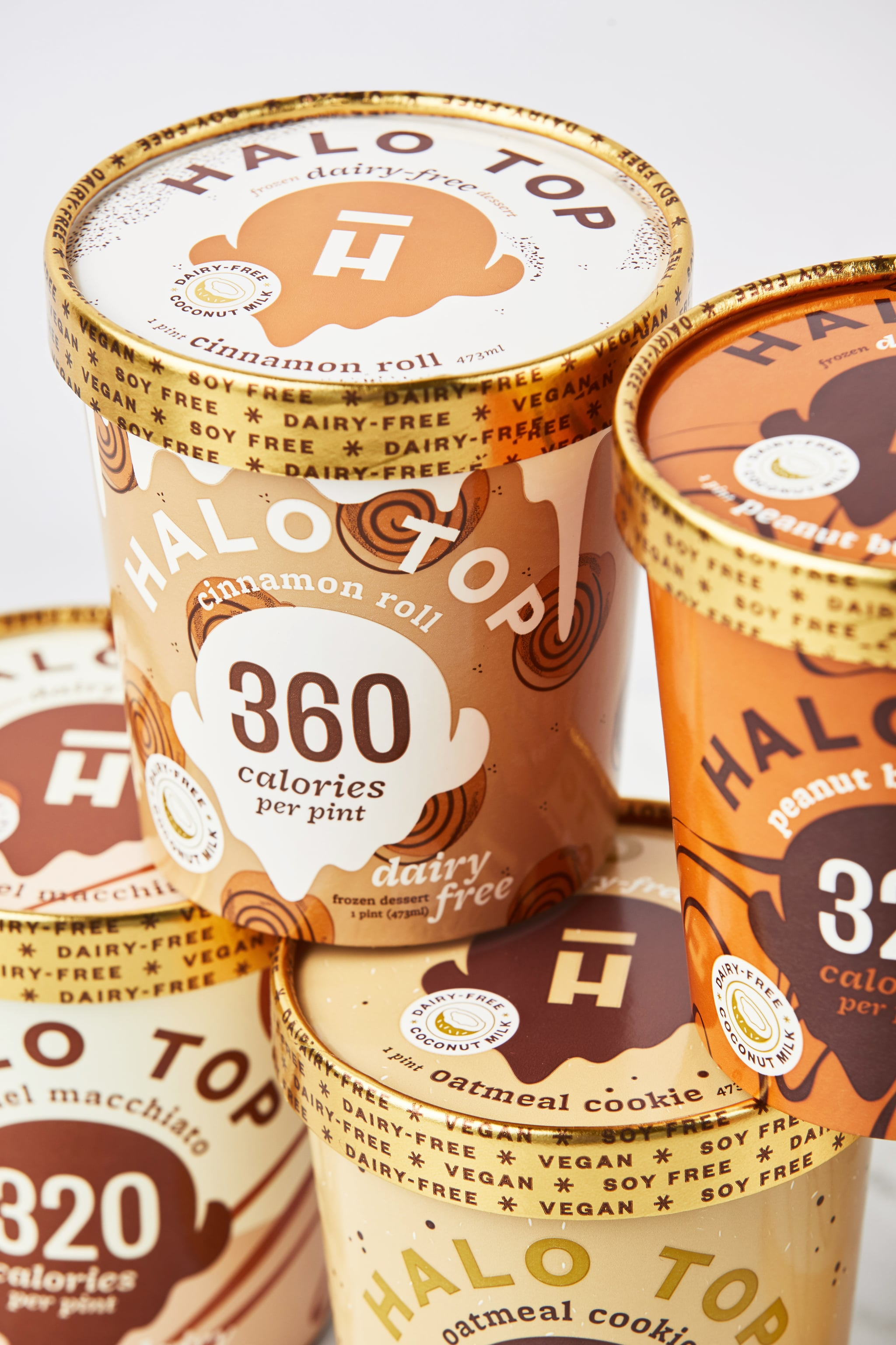 Watch Halo Top Just Announced 7 New Dairy-Free Flavors video