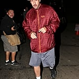 Adam Sandler (No, a Hat Doesn't Count)