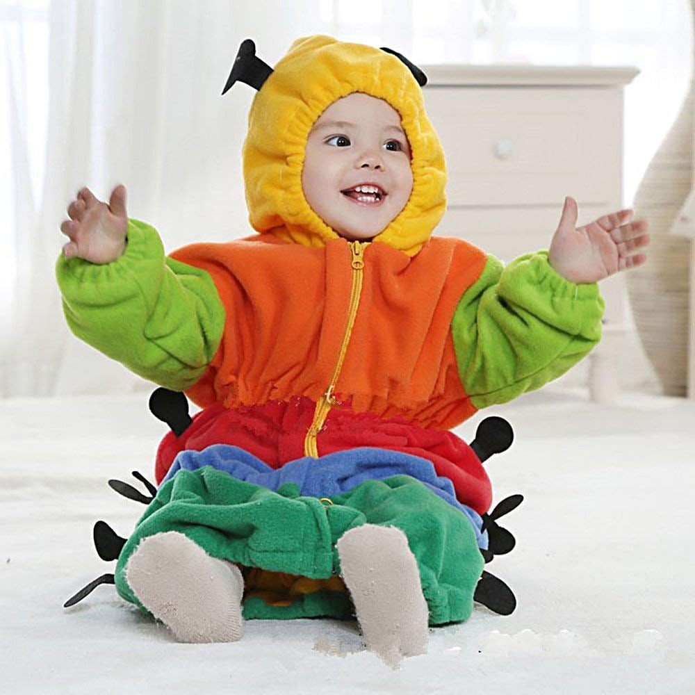 Caterpillar Newborn Costume