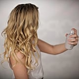 Make Your Own Beach Wave Spray